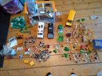 Bumper collection of playmobile sets