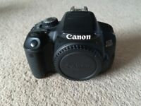 Canon 650D Body Only + remote