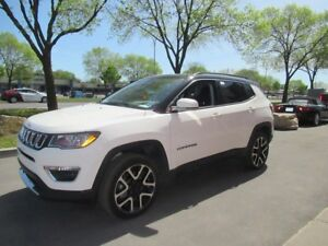 2017 Jeep Compass Limited*WOW*