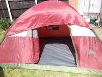 Mint condition tent