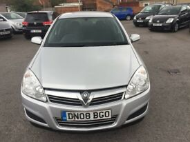 Vauxhall Astra 1.4 i 16v Club 5dr 2008 (08 reg), Hatchback(30 days warranty)£1499