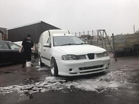 Mk2 Vw caddy cupra 1.8t unregistered PRICE REDUCED!!!
