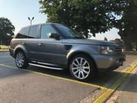 Well Maintained Great Condition Stormy Grey Range Rover for Sale