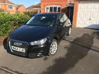Audi A1 1.4TFSI Sportback Sport 5 door - low mileage, one female owner from new
