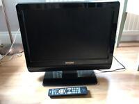 Phillips 16inch HD portable TV
