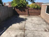 SECURE LAND / YARD TO RENT - HOVE