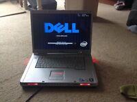 Dell XPS M1710 Laptop Spare Parts