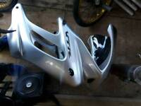Vtr front end fairings