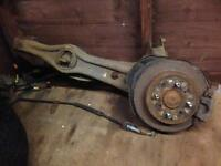 Honda Civic Vti Rear Disc Conversion