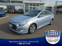 2013 Hyundai Sonata Hybrid AC/ALLOY! FULLY LOADED! ONLY 10 KMS!