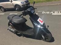 2014 Piaggio Zip C25 50cc Scooter 2 Stroke Moped New MOT 12 Months Standard Motorbike