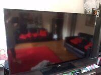 Huge 60'' Samsung LCD TV
