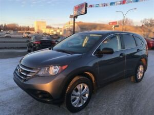 2013 Honda CR-V LX low low km's!