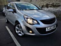 2013 VAUXHALL CORSA, 1.2 SXI MANUEL, ONLY 22000 MILES, EXCELLENT CONDITION, PART EXCHANGE WELCOME
