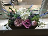 X3 Decorative flower boxes
