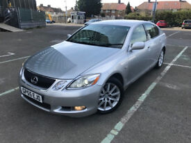 2005 (55) Lexus GS 300 3.0 SE CVT 4dr Petrol Automatic 6 Months Warranty Included
