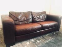 3 seater and 2 seater decora sofas