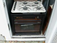calor gas hob and oven