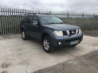 2009/09 NISSAN PATHFINDER AVENTURA SPORT 2.5 DCI FULL M.O.T 2 KEYS GREAT SPEC 7 SEATER...