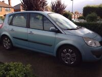 Renault SCENIC 1.6 vvt 2007reg 12 months mot