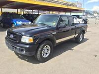 2011 Ford Ranger SPORTS EXT CAB 4X4