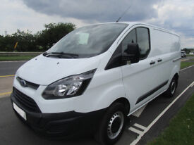 Ford Transit Custom 270 Eco-Tech Van