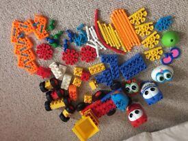 Knex building sets
