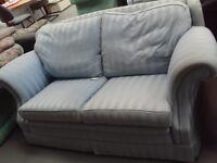 3+2 Seater Blue Sofa