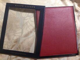 RALPH LAUREN iPad Case