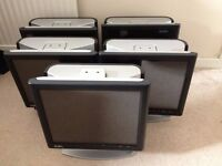 Job Lot of 5 PC RM Ecoquiet 965 All-In-One Intel C2D T5800 2GHz + 2GB Ram + 160Gb Hdd + 17in tft