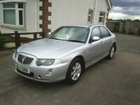 04 ROVER 75 CONNOISSEUR 2.0 CDTI (BMW DIESEL ENGINE) VERY GOOD CONDITION