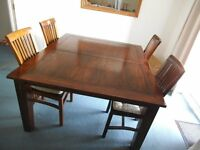 Heavy Big Dining Table.