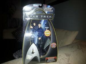STAR TREK SPOCK NEVER OPENED BY PLAYMATES