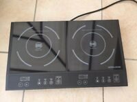Andrew James double induction portable hob 2800W