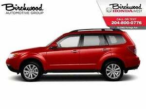 2010 Subaru Forester X Limited w/Multimedia Option