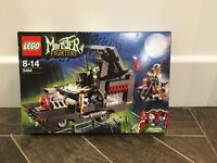 Lego Monster Fighters Set # 9464 - Hearse