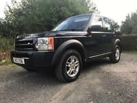 SOLD SOLD SOLD 2007 LandRover discovery 2.7 TDV6 GS