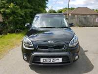 Kia Soul 2 1.6 CRDI AUTO, Two Previous Owners, 70,000 Miles, MOT 23/4/19, TEL- 07477651115