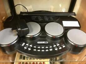 Electronic drum Pad. Sisters cabinet