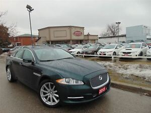 2013 Jaguar XJ 3.0 AWD-NAVIGATION-ONE OWNER