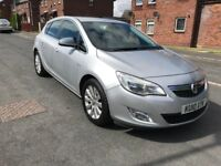 2010 VAUXHALL ASTRA 1.7 CDTI DIESEL MOT 5 DOOR DRIVES GREAT BARGAIN