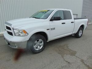 2015 Ram 1500 ** OUTDOORSMAN + BAS MILLAGE ** EXTRA CLEAN **