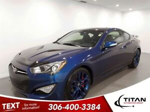 2015 Hyundai Genesis Coupe GT|3.8 L V6|Brembo|348HP|Leather|Nav|