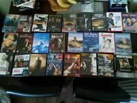 Dvds various over 100 films