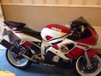2000 Yamaha R6- EB5 *NEED GONE*