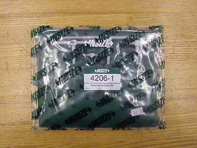 Insize Telescoping Gage Set Model 4206-1
