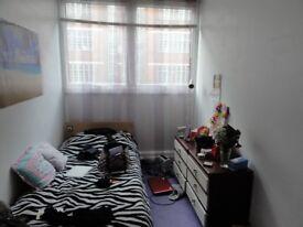 Twin room near Oxford Circus