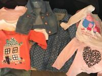 Girls winter clothes 3-4yrs