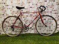 Vintage Classic Vindec Ventura Racing City Road Bike Bicycle Great Condition