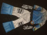 BOYS AGE 3 YEARS DISNEY MILES TOMORROWLAND COSTUME WITH GLOVES